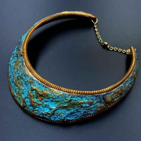 """""""Ocean Rock"""" Necklace"""