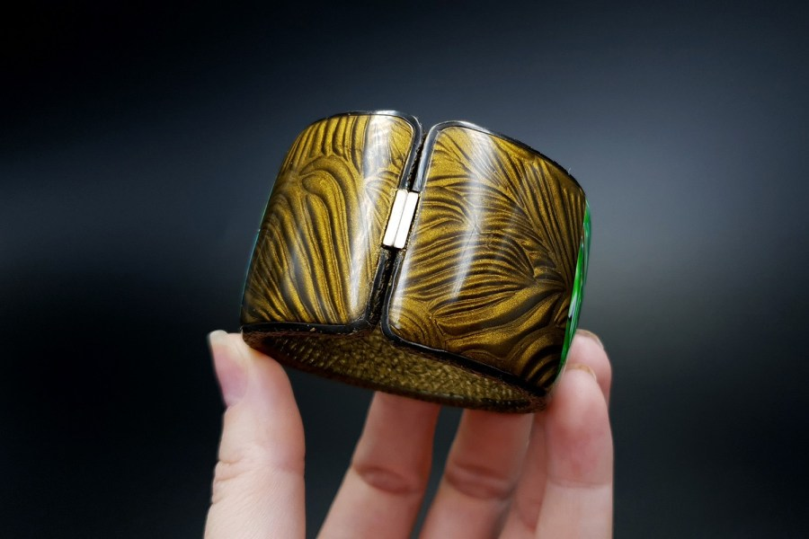 Product Tropical Bracelet Cuff 06