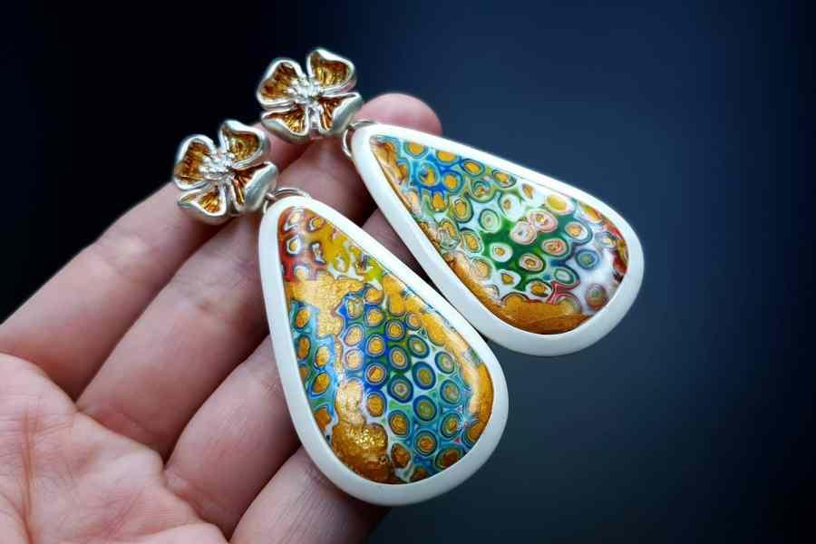Royal Gold Earrings 02