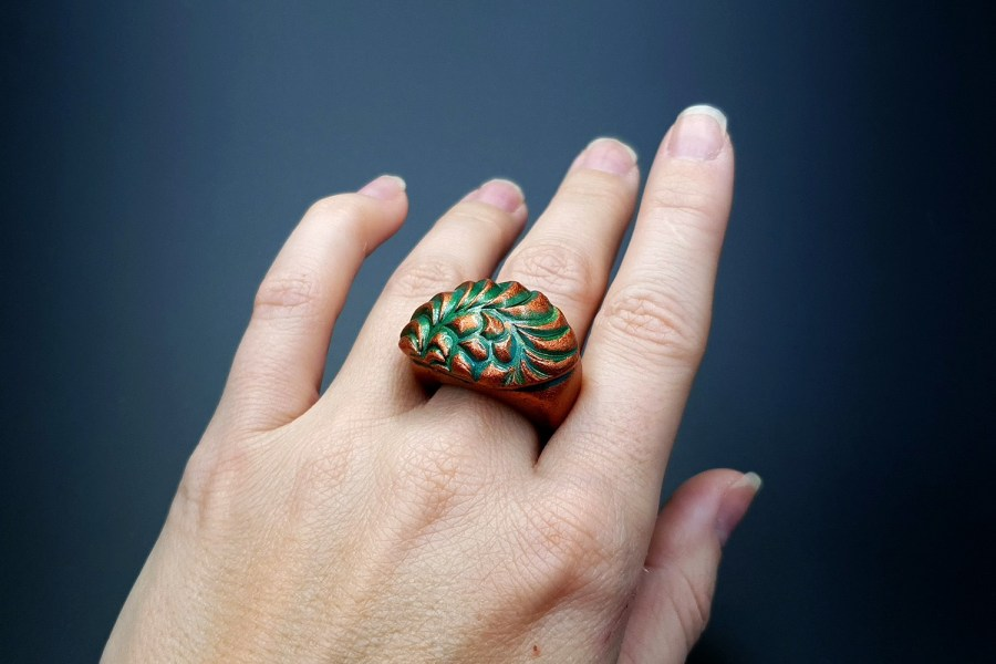 Sea Gift Ring 04