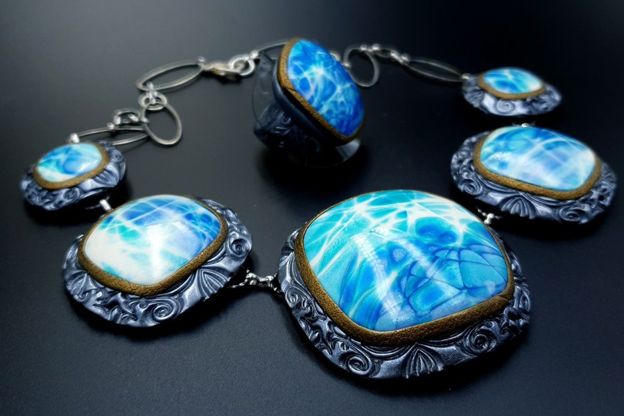 Under the Water Jewelry Set 01