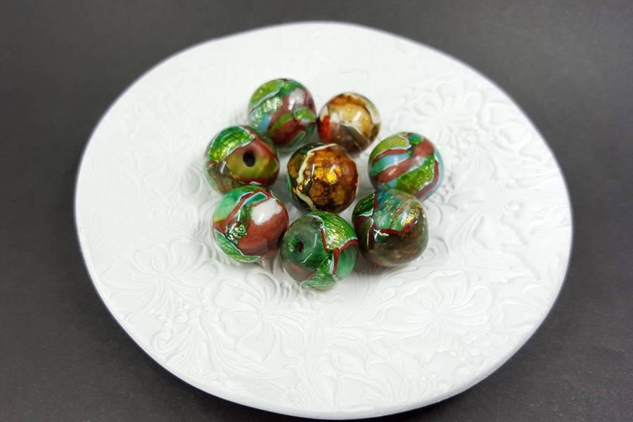 8 pcs Jade Beads p03