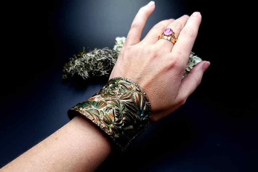 Bracelet Cuff Nature img14