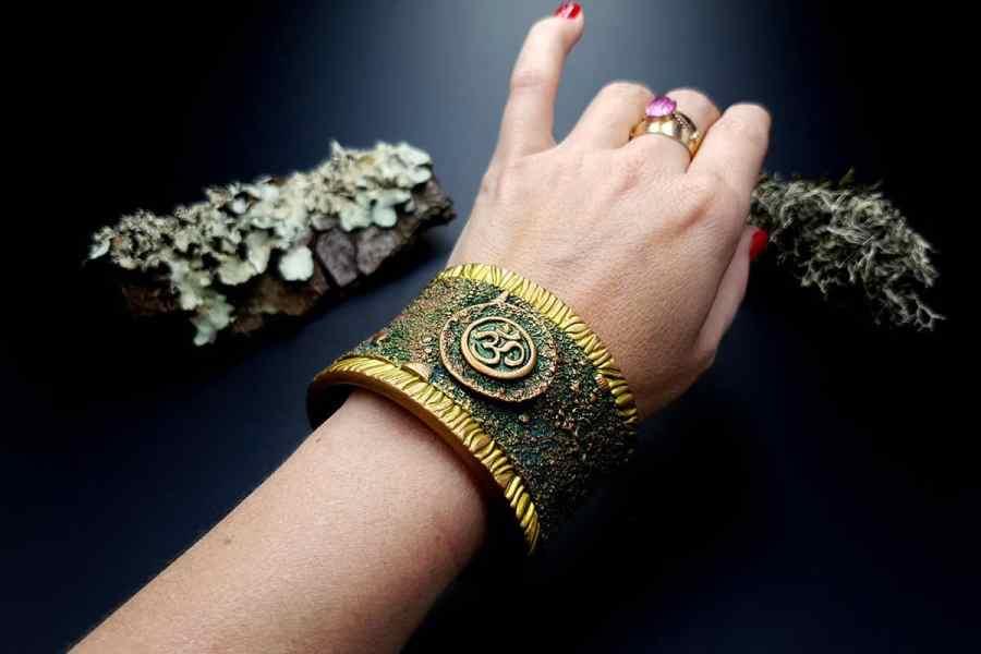 Bracelet Cuff OM 20191012_140751
