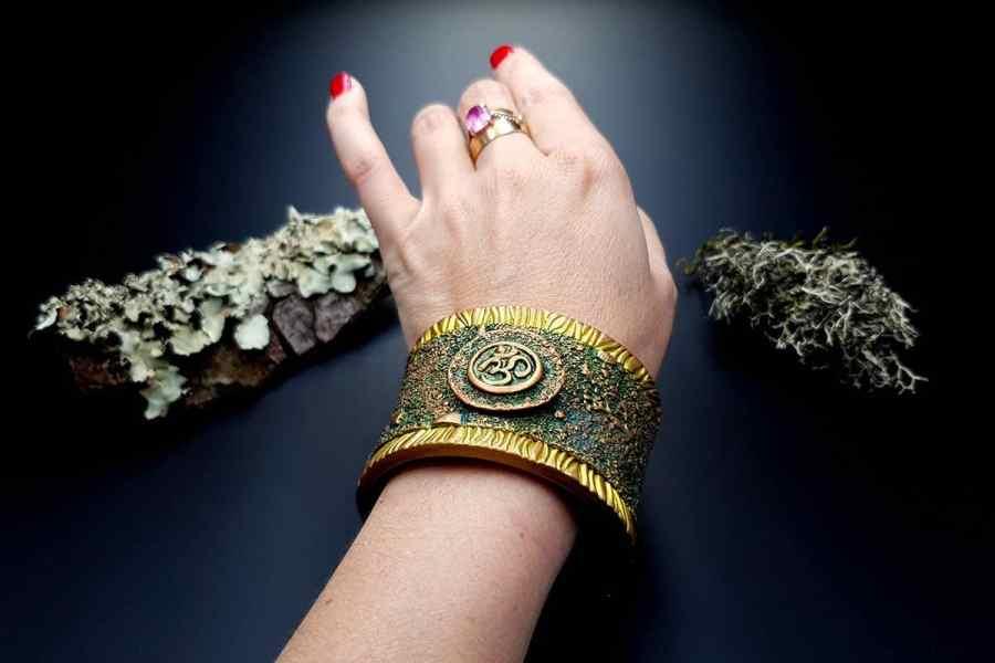 Bracelet Cuff OM 20191012_140757
