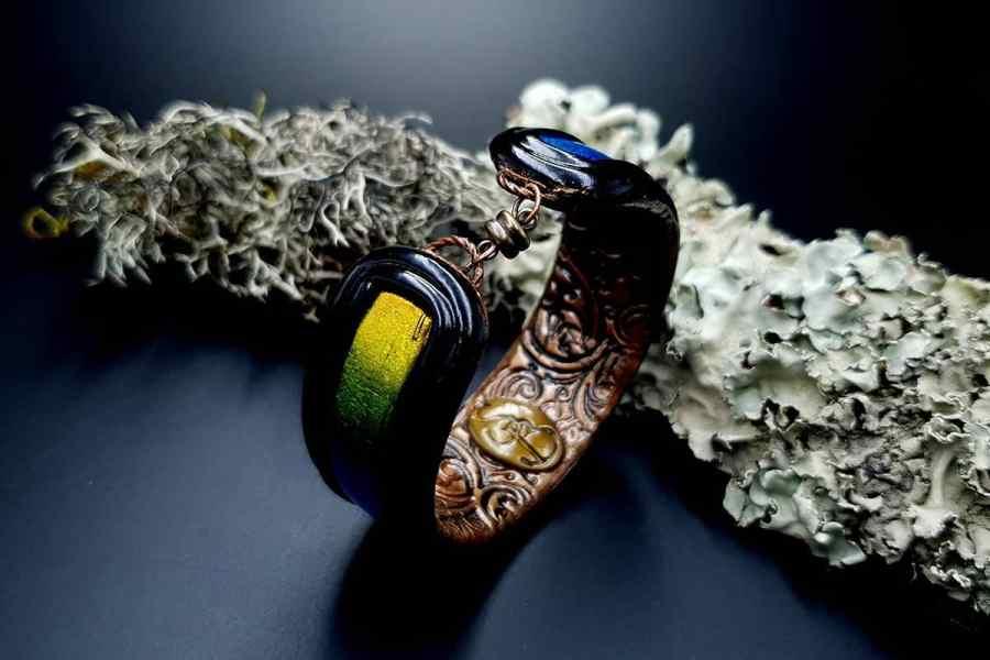 Bracelet Cuff Rainbow Dreams img03