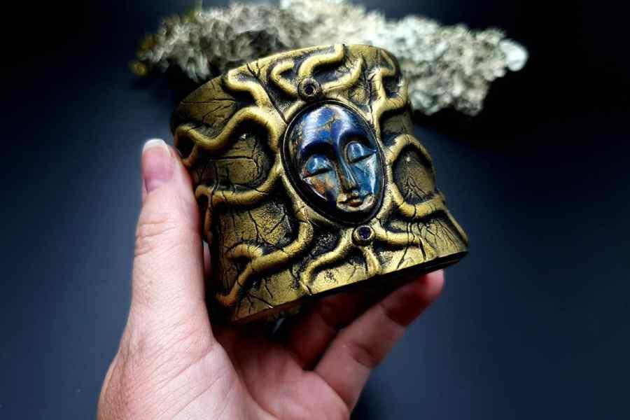 Bracelet Cuff The Goddess img06