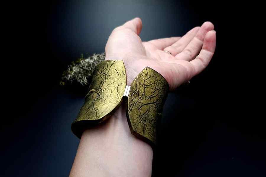 Bracelet Cuff The Goddess img13