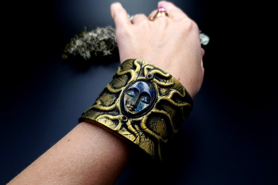 Bracelet Cuff The Goddess img15