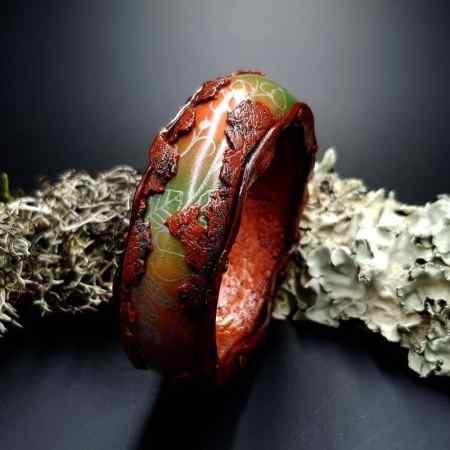 Bracelet Rusted Metal