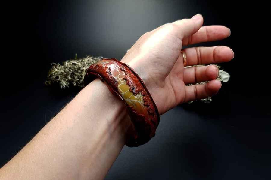 Bracelet Rusted Metal img11