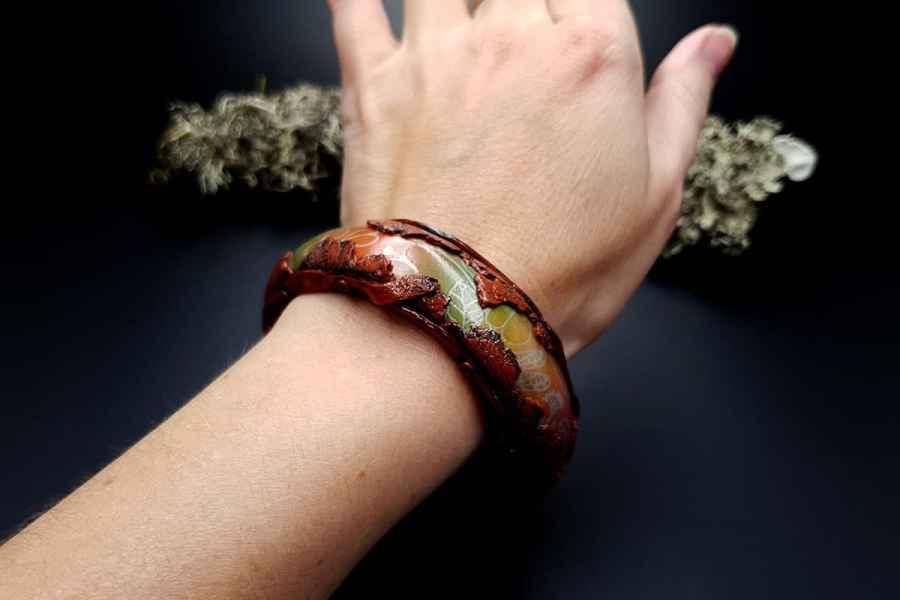 Bracelet Rusted Metal img12