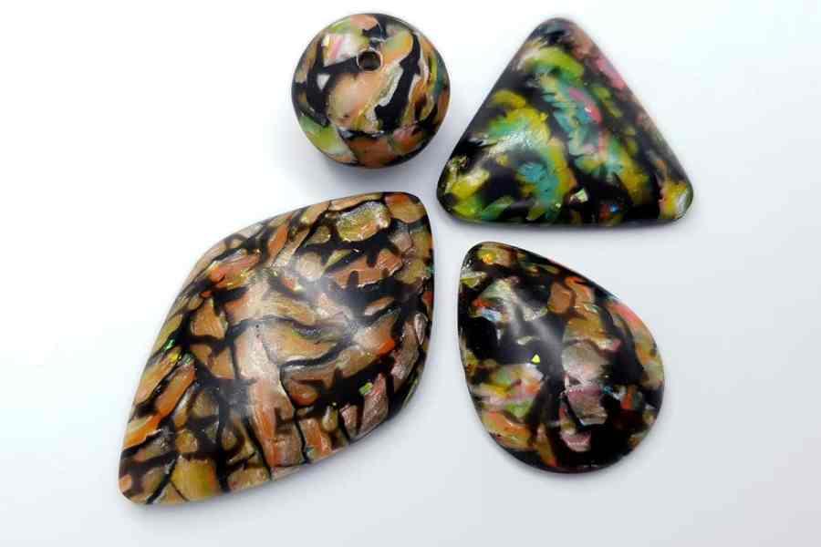 Faux Boulder Opal Set 04 p02