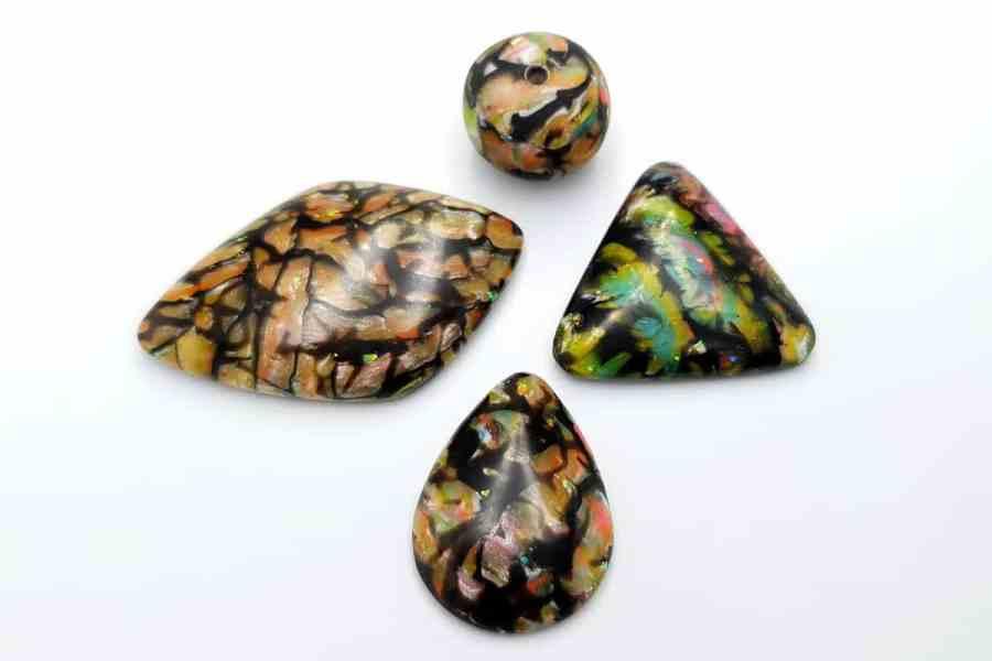 Faux Boulder Opal Set 04 p06