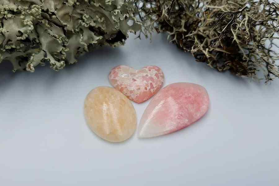 Faux Pink Stones 20191007_154307