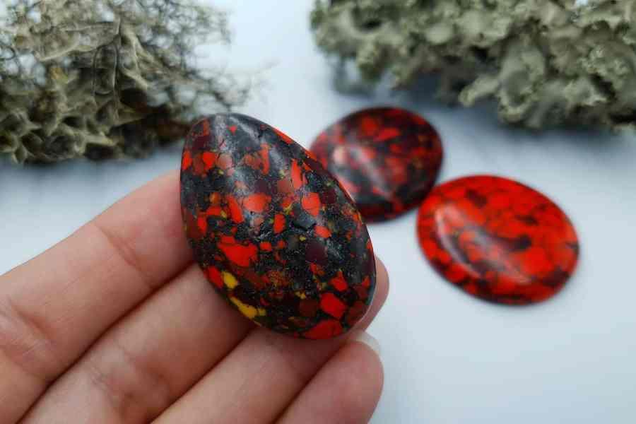 Faux Red Jasper 20191007_125908