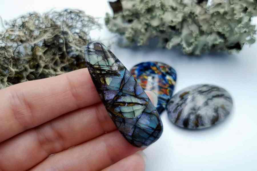 Labradorite Pietersite Stone Mix 20191006_134323