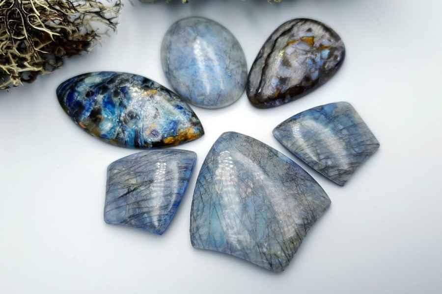 Labradorite Pietersite Stone Mix 20191006_134548