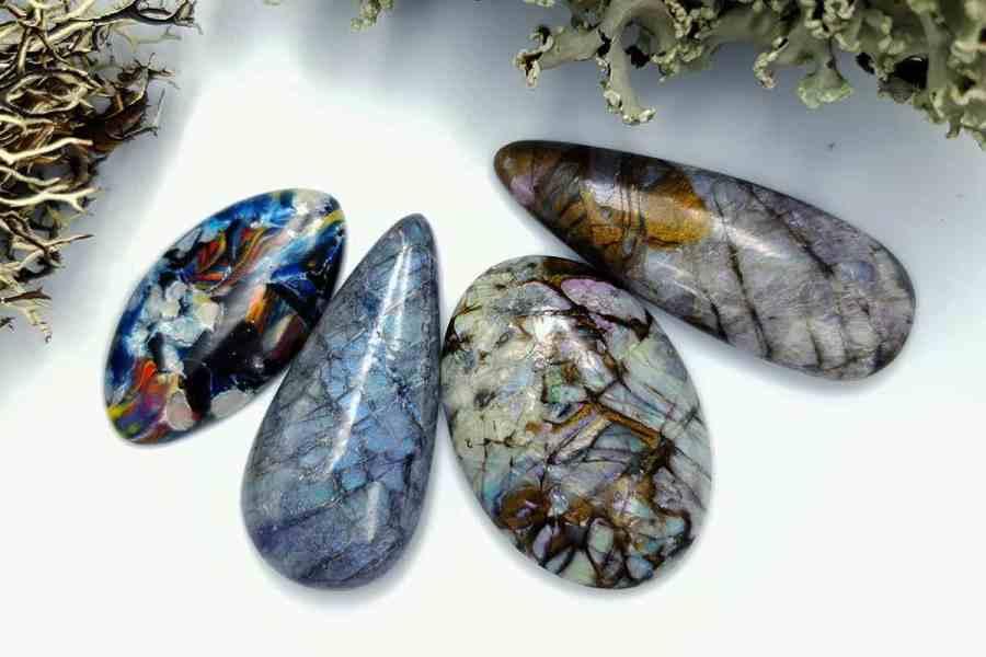 Labradorite Pietersite Stone Mix 20191006_135129