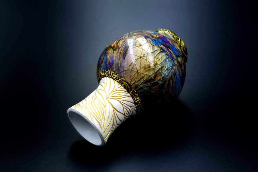 Labradorite Vase1 p11
