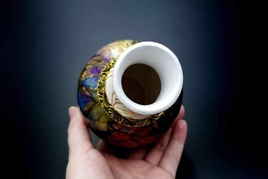 Labradorite Vase1 p12
