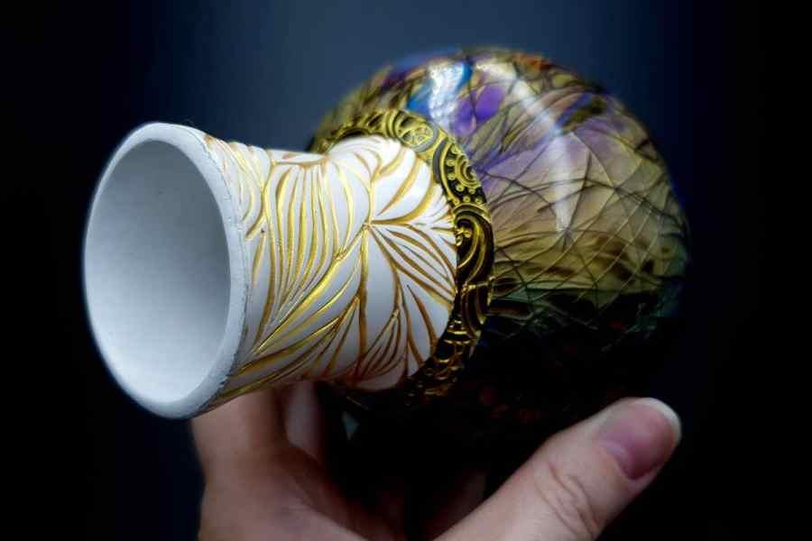 Labradorite Vase1 p15