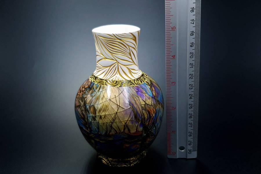 Labradorite Vase1 p18