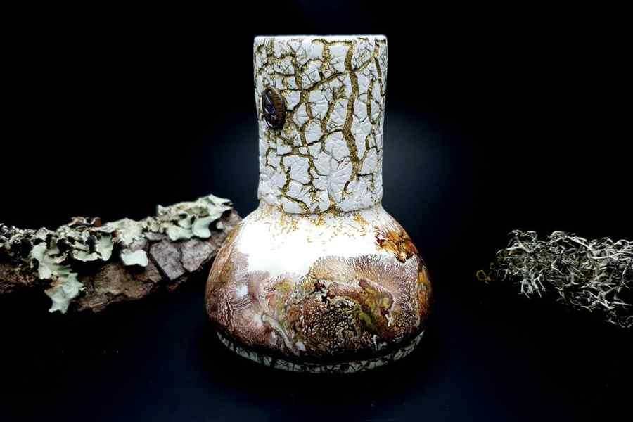 Polymer Clay Vase 20191012_211450