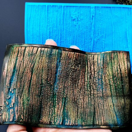 Silicone Texture Old Wood – 135x80mm