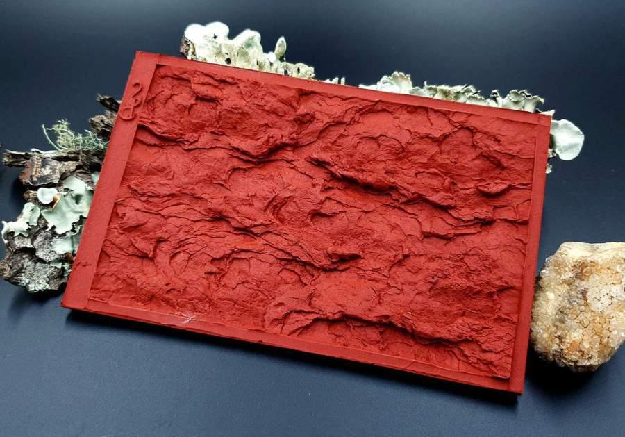 Silicone Texture Pine Tree Bark - 135x90mm 10