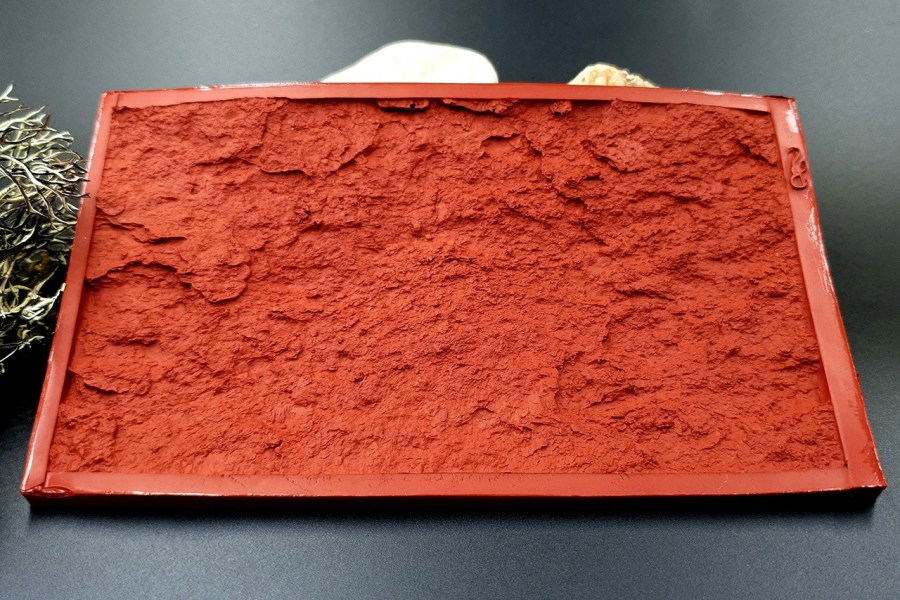 Silicone Texture Sea Mountain Rock - 80x135mm 6