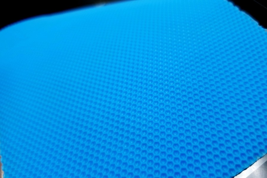 Micro Dots Silicone Texture - 180x120mm 6