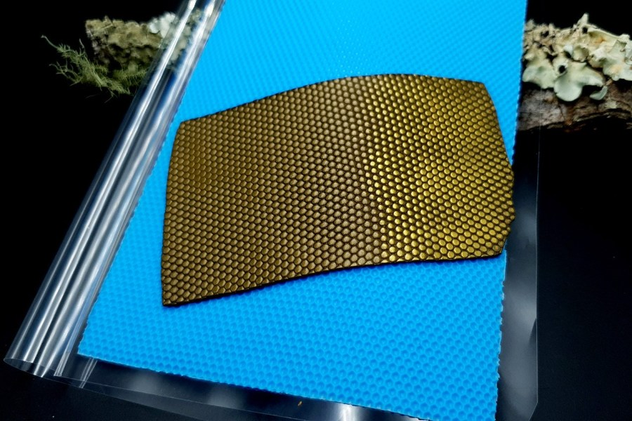 Micro Dots Silicone Texture - 180x120mm 3