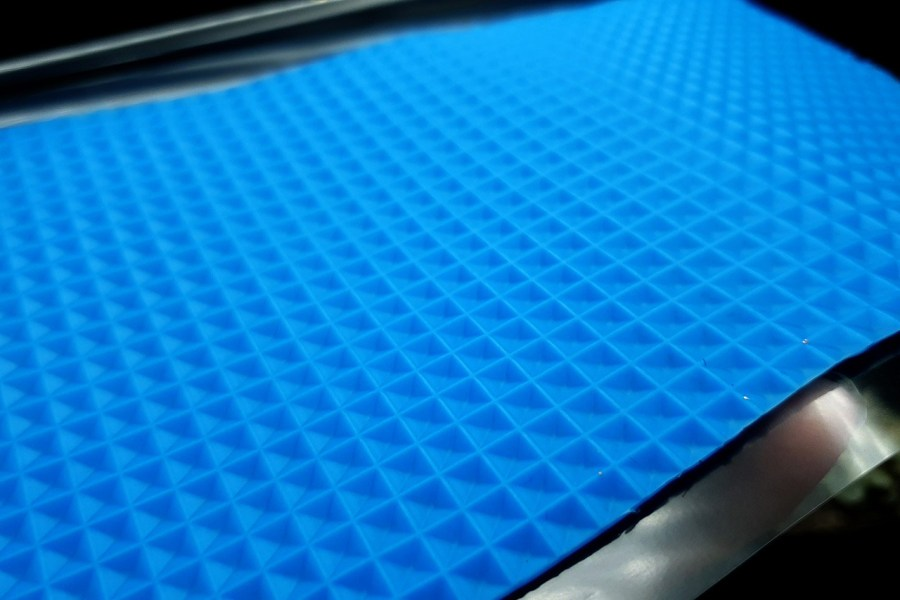 Cubic Cells Silicone Texture - 180x120mm 6
