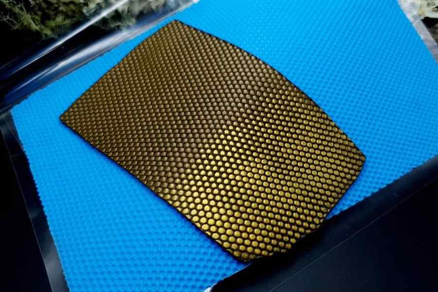 Micro Dots - Silicone Texture, Small Size 1