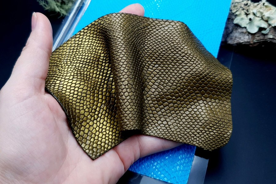 Realistic Snake Skin - Silicone Texture, Small Size 5