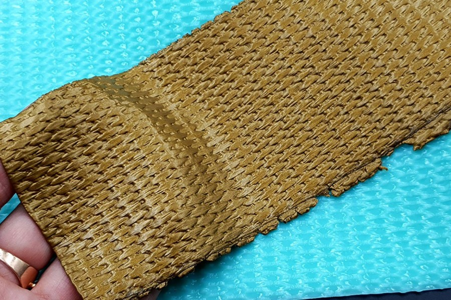 Weaving Grain Leather 1 - Silicone Texture, Small Size 1