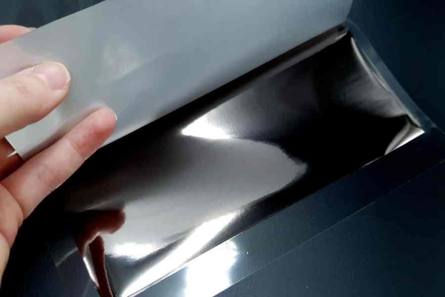 Black Foil (10 pcs) 4