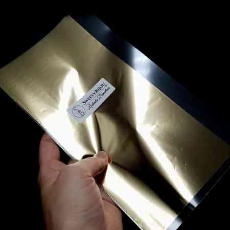 Light Gold Foil (10 pcs)