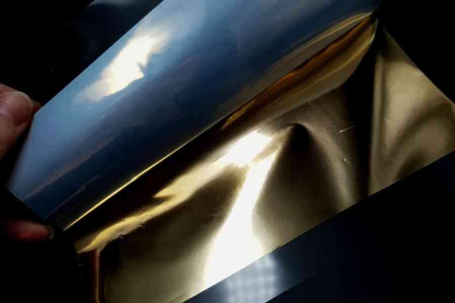 Light Gold Foil (10 pcs) 4