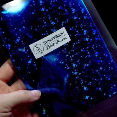 Blue Stars Foil (10 pcs)