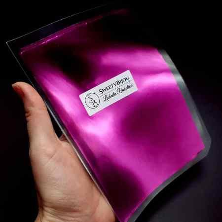 Stunning Pink Foil (10 pcs)