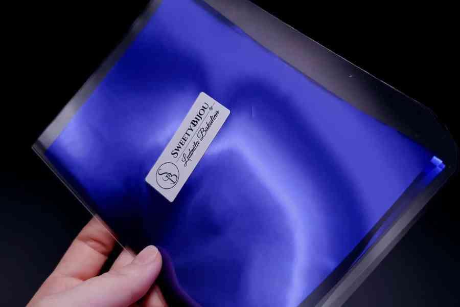 Amazing Violet Foil (10 pcs) 2