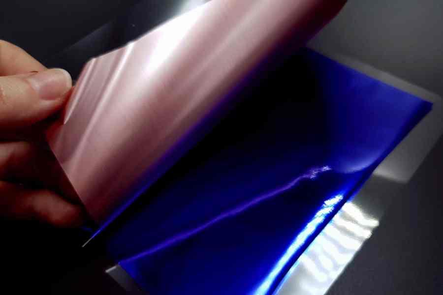 Amazing Violet Foil (10 pcs) 5
