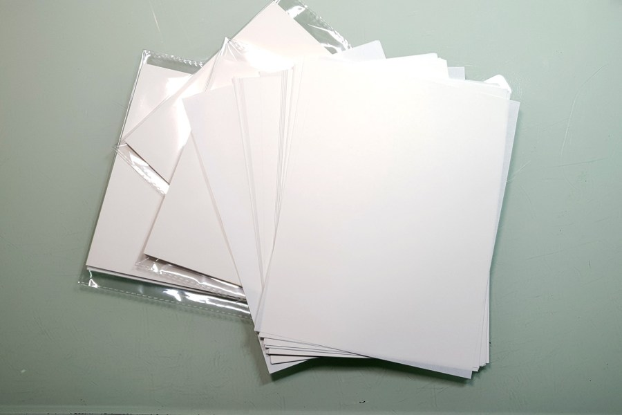 Deli Paper Sheets (50Pcs) for Polymer Clay 2