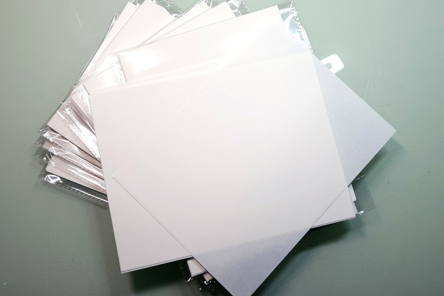 Deli Paper Sheets (50Pcs) for Polymer Clay 3