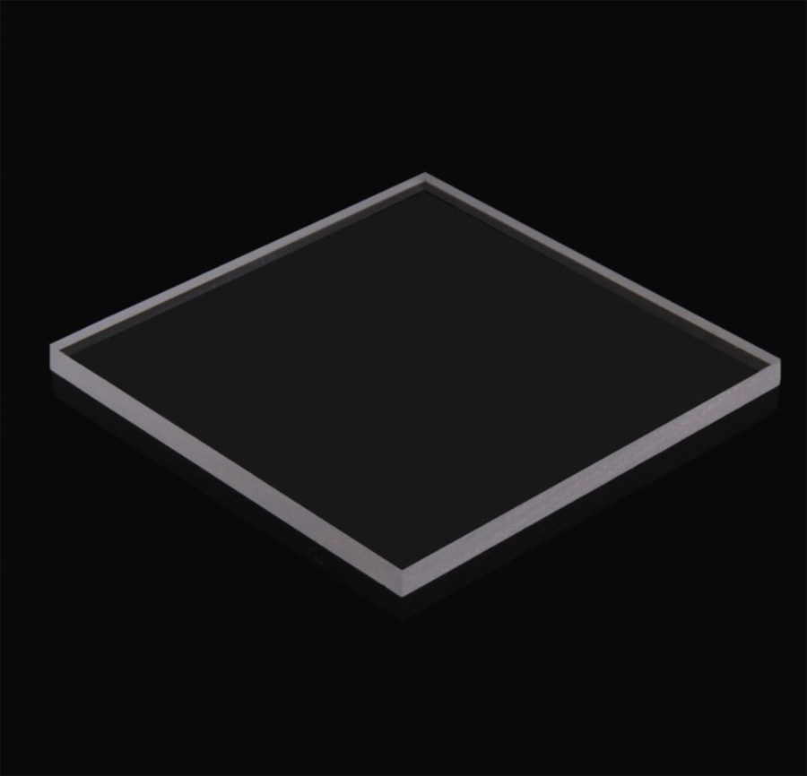Pressure plate, acrylic transparent tile tool, 100x100x4mm 1