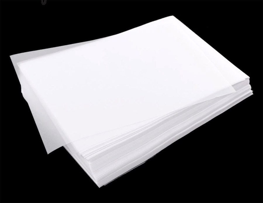 Deli Paper Sheets (200Pcs) for Polymer Clay 8