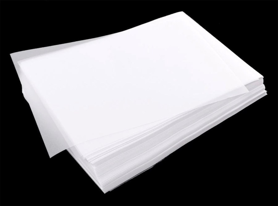 Deli Paper Sheets (200Pcs) for Polymer Clay 7