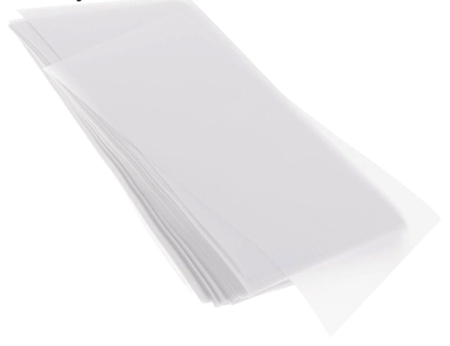 Deli Paper Sheets (200Pcs) for Polymer Clay 4